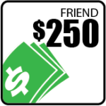 Friend $25 Pricture