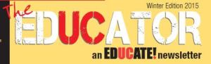 educate winter 2015 newsletter