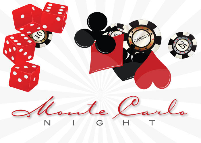 Image result for MONTE CARLO NIGHT CLIPART