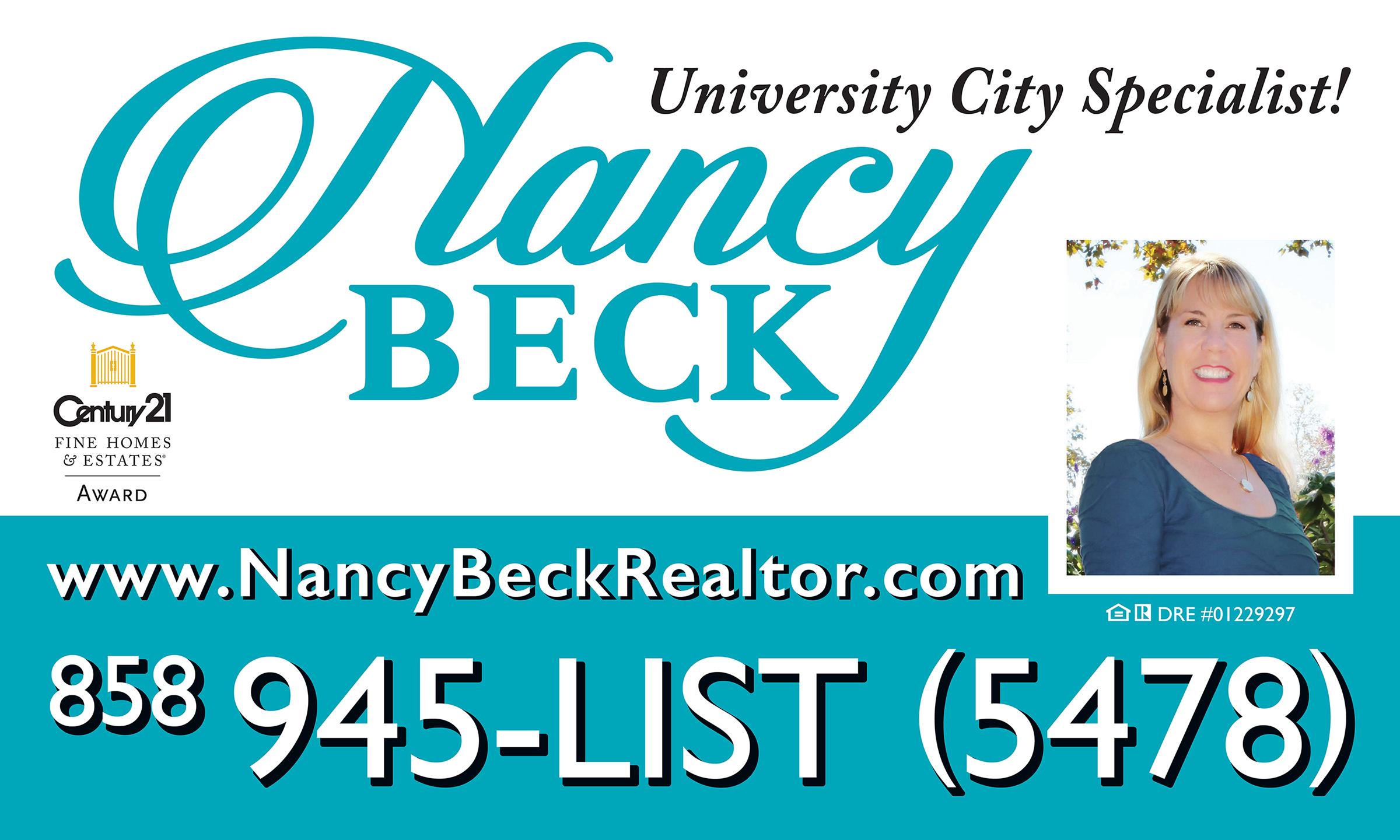 Nancy Beck Realtor