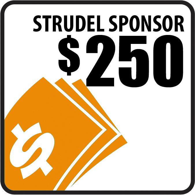 Sponsor Strudel
